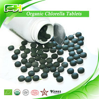 2015 New Ecocert Certified Organic Chlorella Tablets(100 grams of samples free of charge)