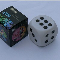 Unique Led Flashing Dice high quality most popular led dice