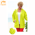 pvc Material and Raincoats Type rain poncho