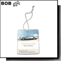 Classic car air freshener