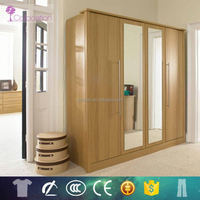 Small modular China Foshan cupboard unit for bedroom
