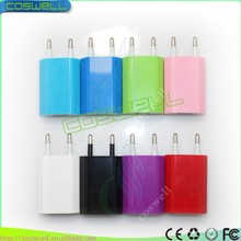 Best selling USB wall charger with various color