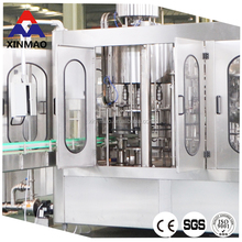 Juice concentrate filling machine 3in1 equipments / small capacity fruit juice bottling line