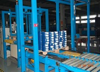 Wire and cable Automatic Coiling and packing machine