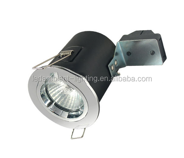 china factory outlet led fire rated downlight MR16 / GU10 fireproofing downlight