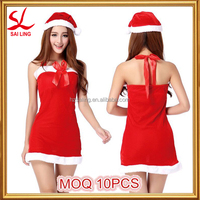Women Costume Party Dress Christmas Clothes Halloween Outfit Sexy Lady Christmas Clothing Set