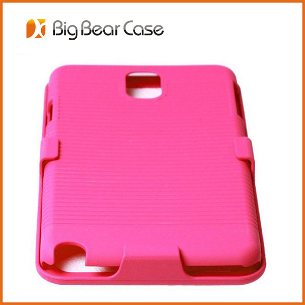 Factory with belt clip case fit for samsung galaxy note3 n9005