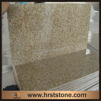 Polished G682 sunset golden Granite slabs (first quality)