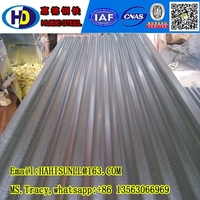 High Quality Galvanized Steel Trapezoid Roof