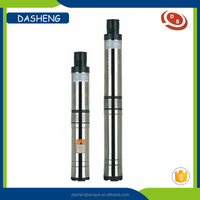 "2"" 1.0HP Bore Water Stainless Steel Deep Well Submersible Pump"
