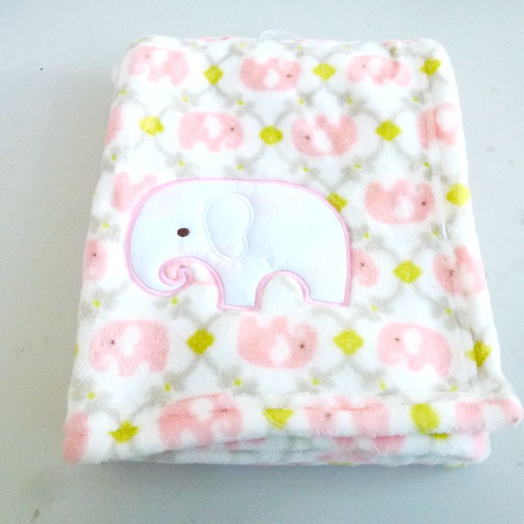 Wholesale soft cotton fabric baby blanket buy baby for Cheap baby fabric