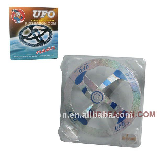 MAGIC SUSPENDED UFO FLYER TOYS