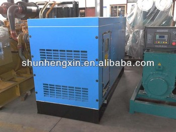 60Hz 80kw/100kva silent generator genset diesel generator set powered by Lovol engine