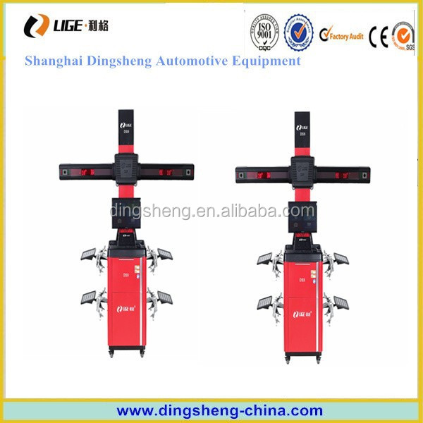 3d manual wheel alignment equipment
