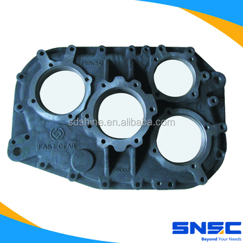 F99975-C transmission rear cover,FAST transmission part,FAST transmission parts , FAST GEAR parts,Shacman parts,gearbox parts,