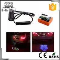 Auto Logo LED door courtesy light/led car door logo laser projector light 3w