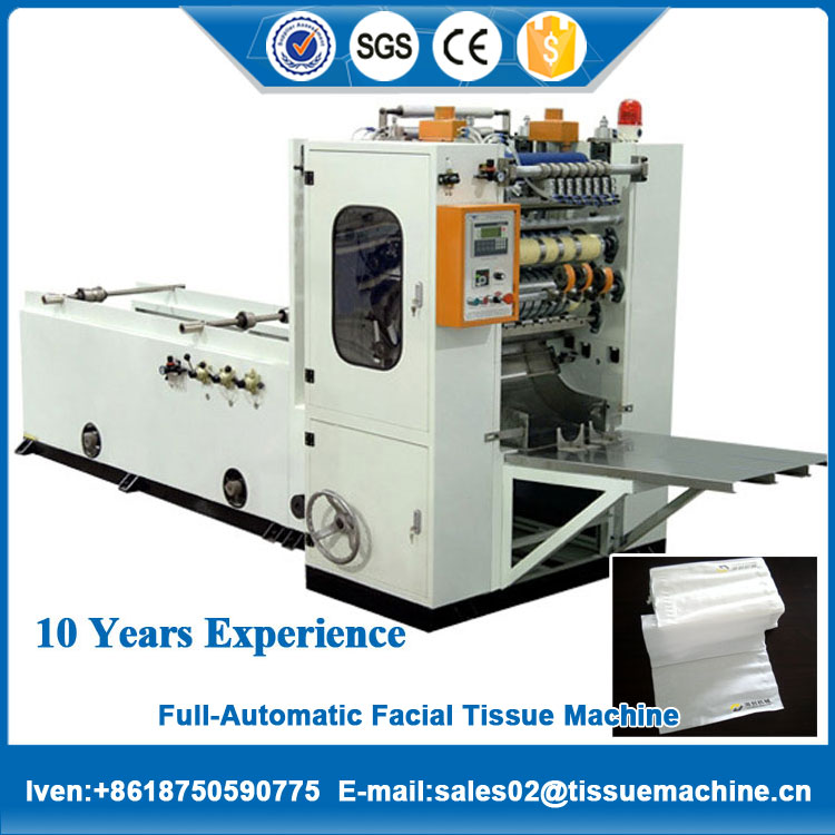 China manufacturer Perfume paper facial making machine made in China