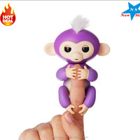 NSFM02B Puppy Baby Fingerlings Pet Electronic