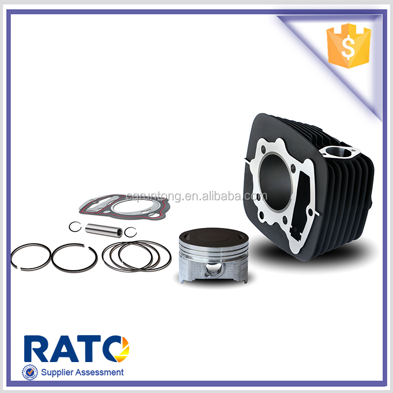 250cc motorcycle engine cylinder and piston assy