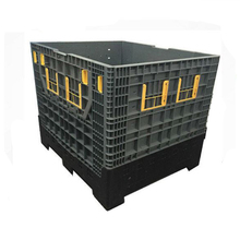 industrial foldable storage box large collapsible container
