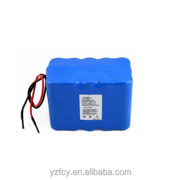 Series and Parallel connection Composed Type Li-Ion Type CPAP battery pack 12v 12ah