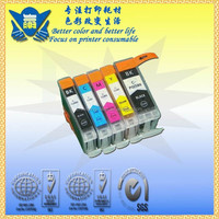 Hight quality products Compatible Color Ink Cartridge for Canon pgi-5 cli-8 use for Canon ix4500/ix5000/ip3500/MX700/MP520
