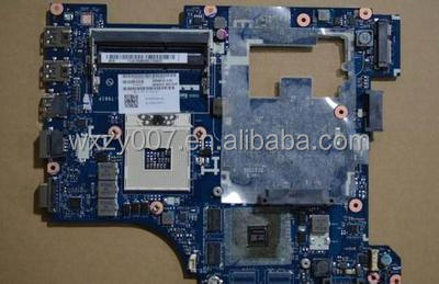 New laptop Motherboard/mainboard for Lenovo G480 QIWG5 LA-7981P with 8 video memory chips non-integrated graphics card
