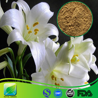 Super Food High quality Organic Lilium brownii Extract