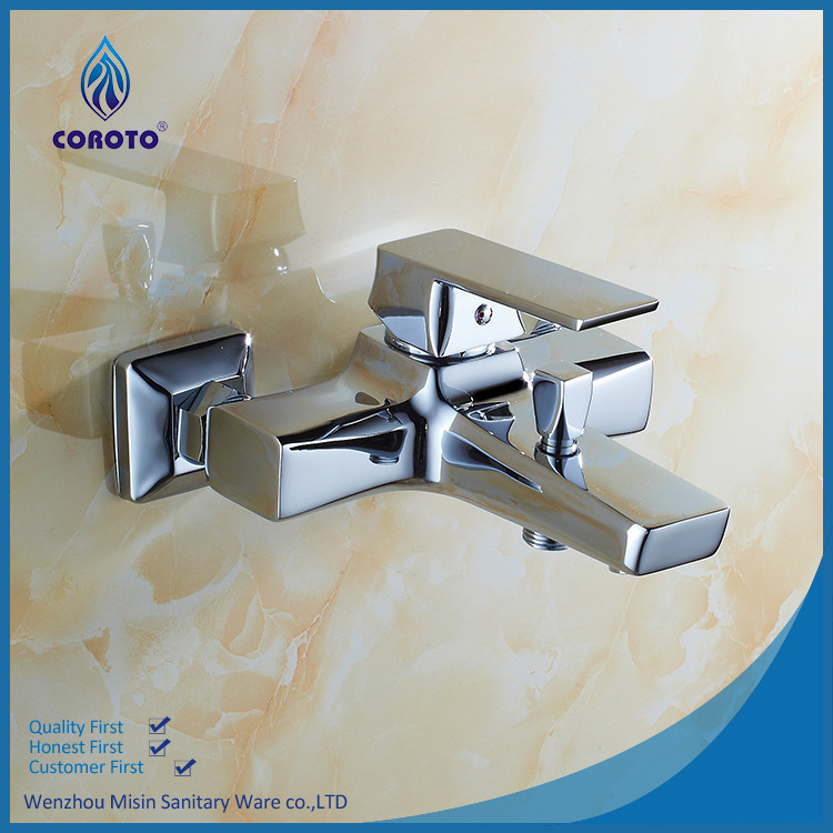 cold amp hot water bath shower faucet buy shower faucet bathroom faucet cold and hot bath tub shower copper hot
