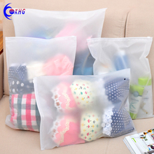 Eco-Friendly Colored Handle Trash Breathable Plastic Bag