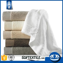 Brand new 5 star hotel european bath towels guanzhou for wholesales
