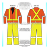 custom tooling factory overalls protective clothing manufacturers work uniforms workwear