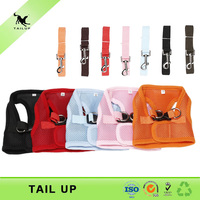 TAILUP Manufacturers vest hot sex woman with dog Pet dog harness