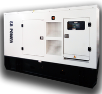 60hz three phase stangby power 250kva silent diesel genset generator set