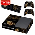 Skull Cover Skin For Xbox One Decal Sticker Ghost