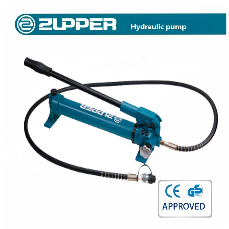 Zupper CP-700 700 bar Hydraulic Manual Hand Operated Oil Pump