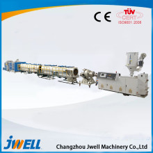 Jwell JWG-PA/PP/PLA 3D Printing Wire/Special Car Small Oil Pipe Co Extruder Machine