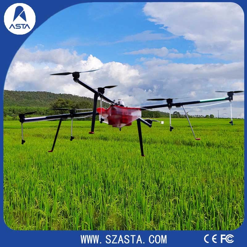 High tech intelligent best price large capacity Drone agriculture sprayer advanced technology crop duster battery UAV