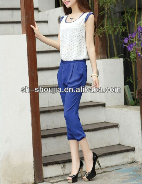 2013 summer sexy ladies fashion suits business woman