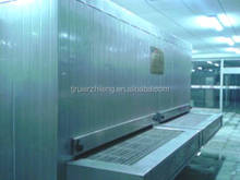 iqf tunnel quick freezer for fish
