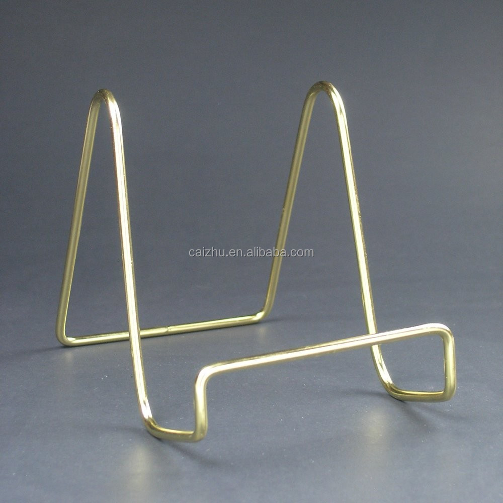 Wire Easel Display Stand Plate Holders Buy Wire Easel