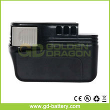 14.4V 3000mAh Li-ion power tool battery for Ryobi B1430L with Sanyo and Samsung 18650 cells