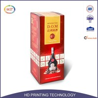 Hot Sale Portable Custom Wine Set Box
