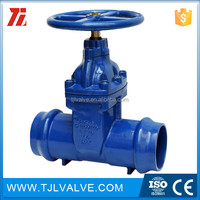Best quality aluminium bronze gate valve