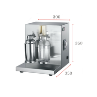 Automatic Horizontal Milk Shake Making Machine,Bubble Tea Shaker Machine