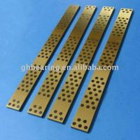 solid lubricant embedded plate JSP-50200