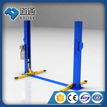 china hydraulic two post hydro lift