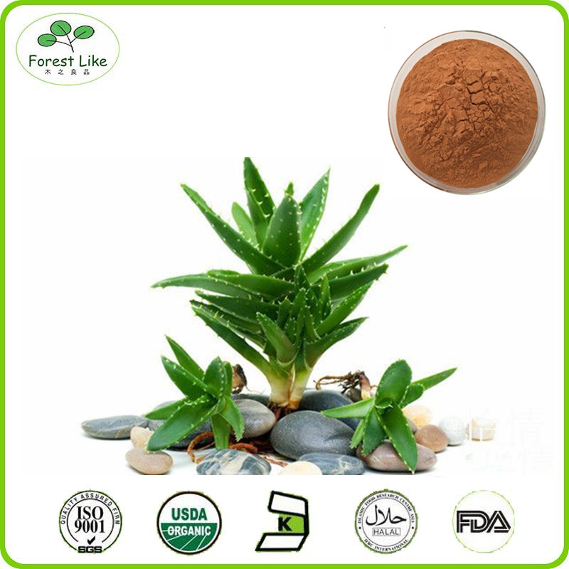 Supply Natural Aloe Vera Extract Aloe-Emodine