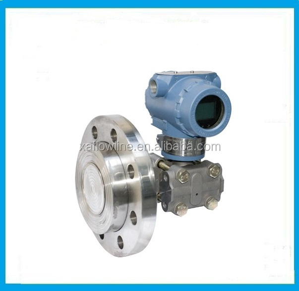 3051 flange type capacitance differential Pressure transmitter
