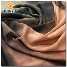 100% silk fabric for tie Trustworthy China Supplier Pure Silk Crepe D Fabric